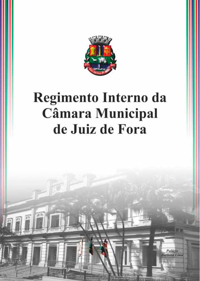 capa do regimento